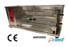 Asador de pollos a gas 2 espadas serie g.... 762 €...
