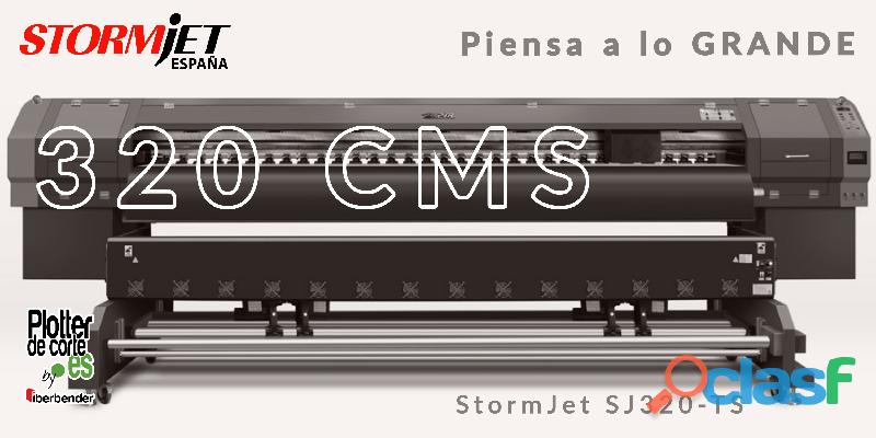 IMPRESORA STORMJET SJ 320