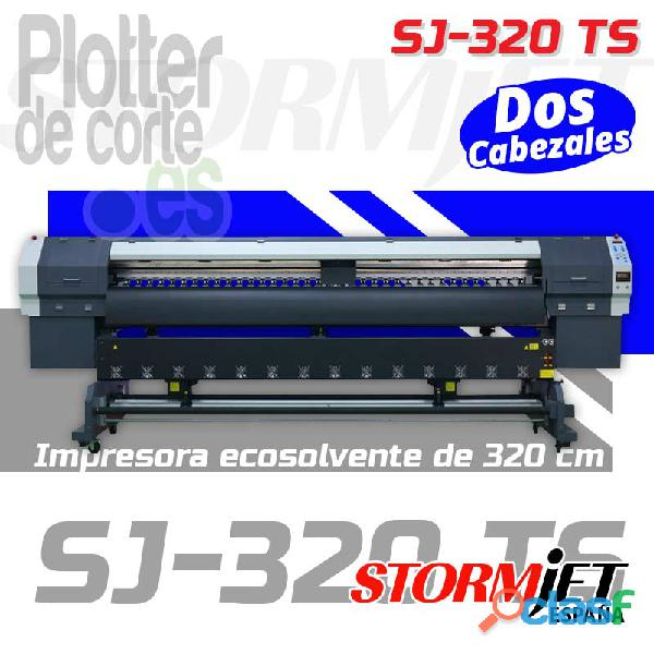 IMPRESORA STORMJET SJ 320 4