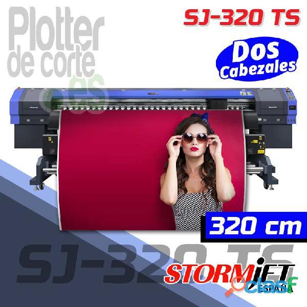 IMPRESORA STORMJET SJ 320 1
