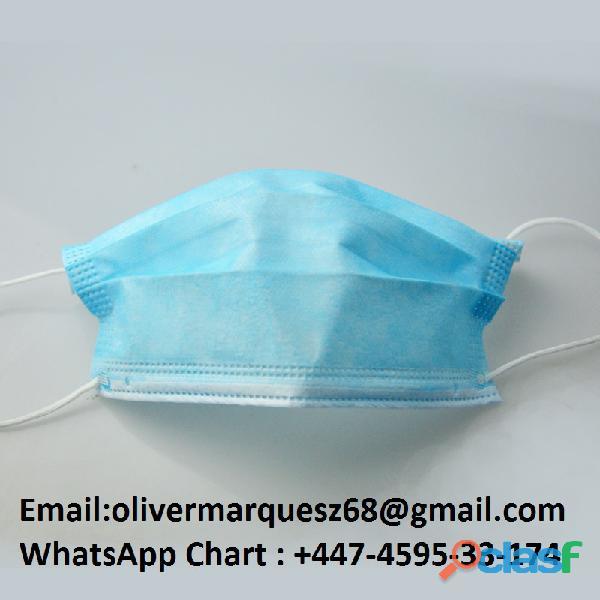 Mascarilla filtros bacterias belleza respirable máscaras médicas