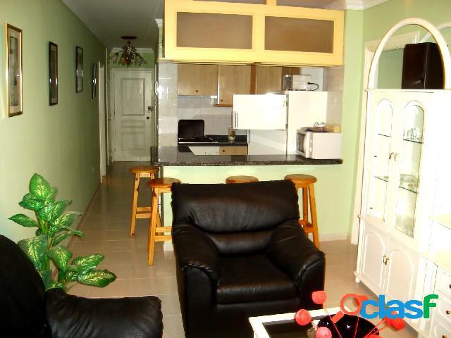 Playa san juan. piso 2 habitaciones con garaje