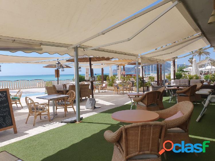 Traspaso increíble Lounge Bar - Restaurante Primera línea playa - Altea 1