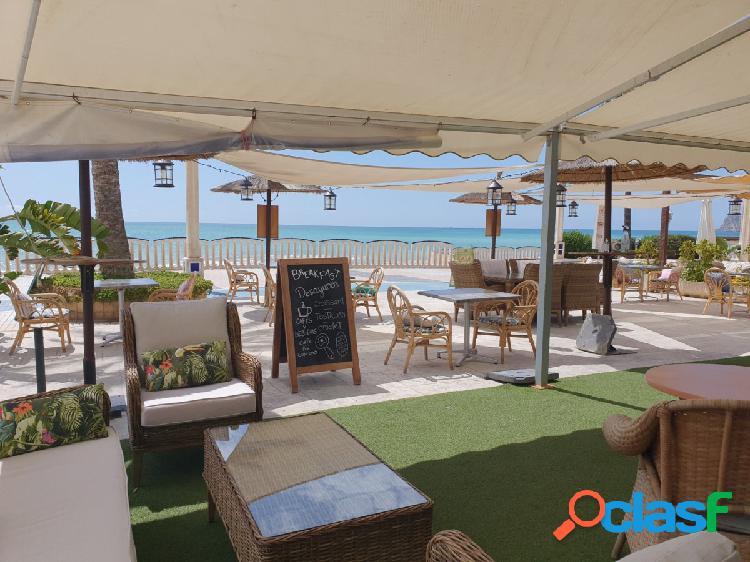 Traspaso increíble Lounge Bar - Restaurante Primera línea playa - Altea 2