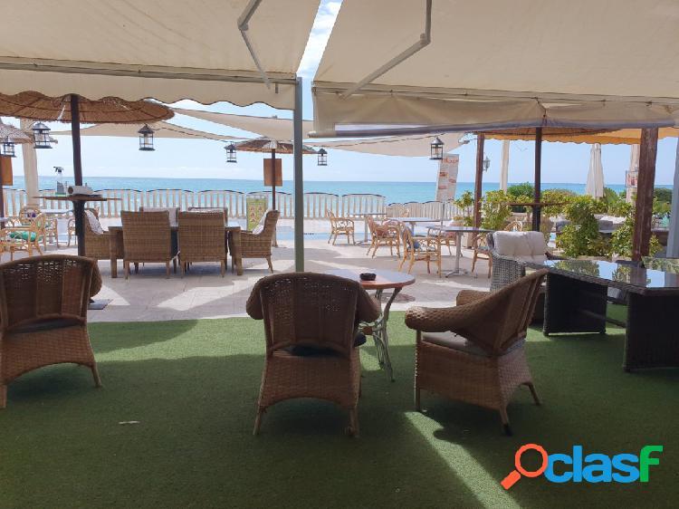 Traspaso increíble Lounge Bar - Restaurante Primera línea playa - Altea 3