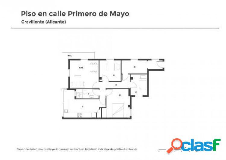 Piso en venta en Calle PRIMERO DE MAYO, Crevillent 3
