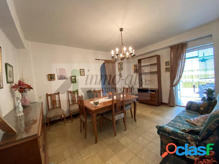 Piso 3 habitaciones + 1 hab. auxiliar venta castellón de la plana/castelló de la plana