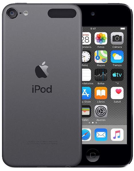 Apple ipod touch de 32 gb - gris espacial