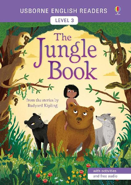 B1 nivel ingles the jungle book