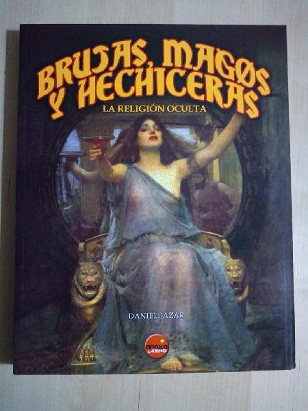 Brujas, magos y hechiceras