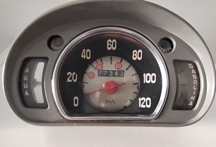 Cuenta kilometro seat 600 usado pero muy bien conservado