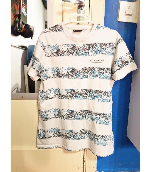 Camiseta mckenzie blanca hombre