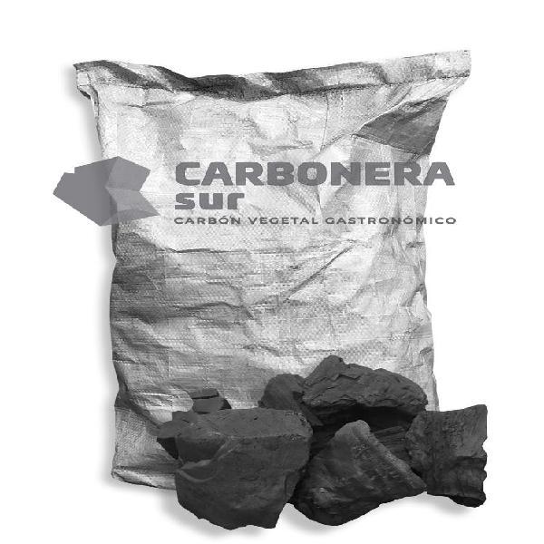 Carbón vegetal barbacoa