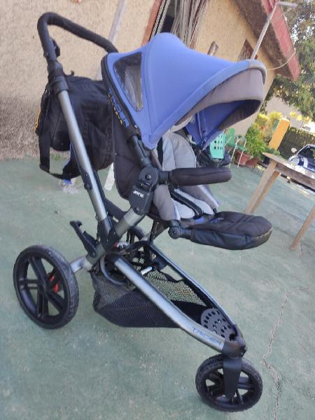 Carrito jane trider + matrix light 2