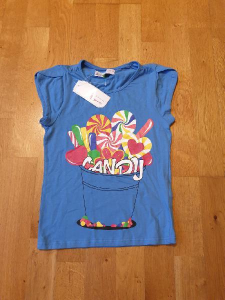 Conjunto camiseta y pantalon marca legea nueva