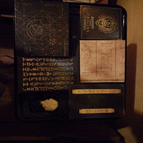 Extras assassins creed origins