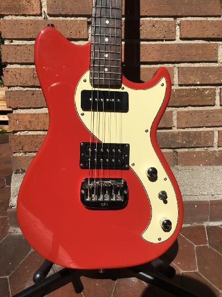 Guitarra g&l fallout
