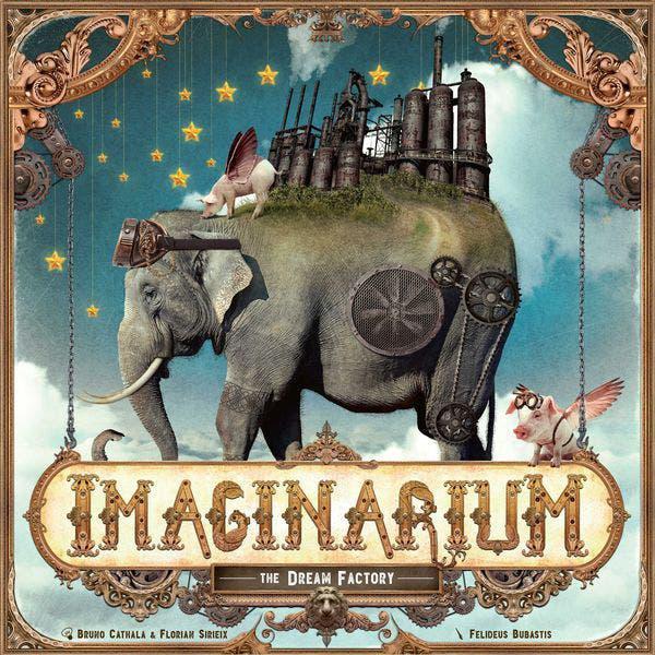 Imaginarium - juego de mesa