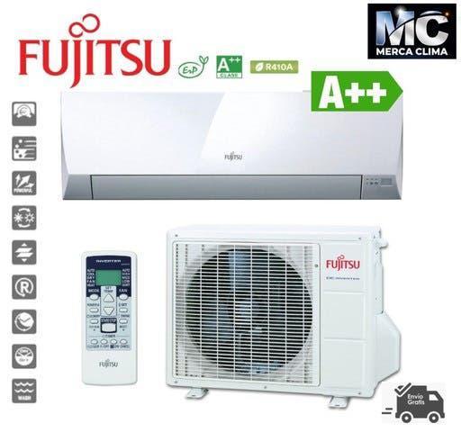 Instalacion aire acondicionado fujitsu