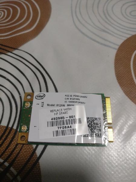 Intel 5100 wifi link 5100agn pcie dual band