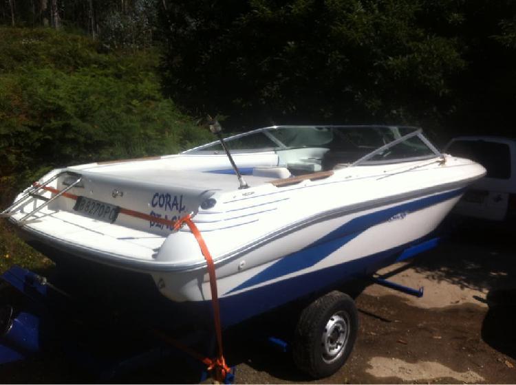 Lancha searay 200 , barco