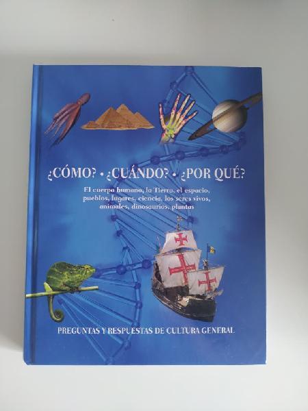 Libro cultura general