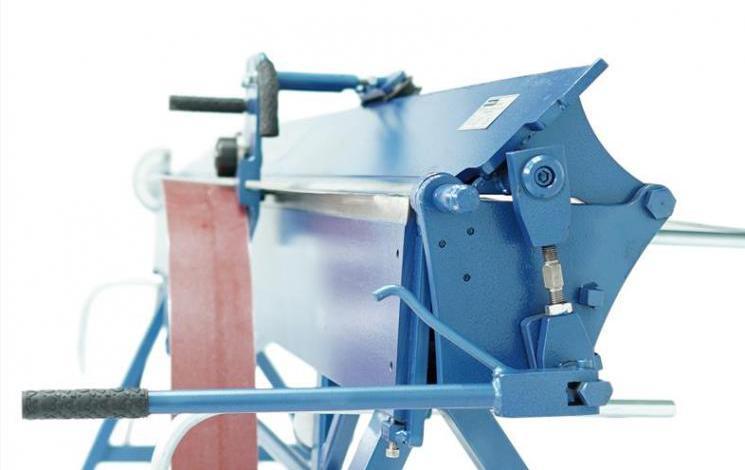 Maquinas de taller para hojalata y chapa plegadora 2. 6m