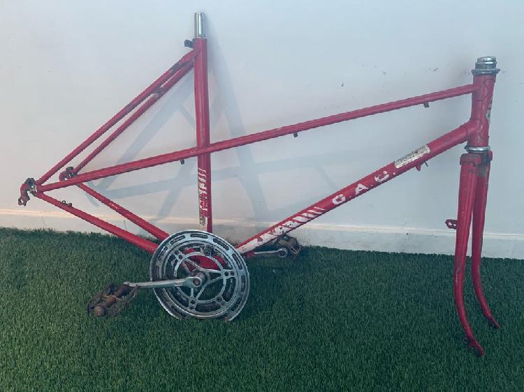 Marco bicicleta clásica gac