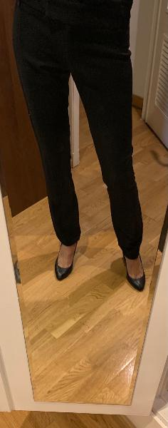 Pantalon Mujer Mango Rebajas Febrero Clasf