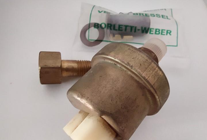 Recambio seat 600 bulbo presion aceite 0-5 bares 12 voltios