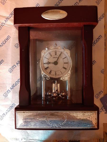 Reloj sobremesa its argenti