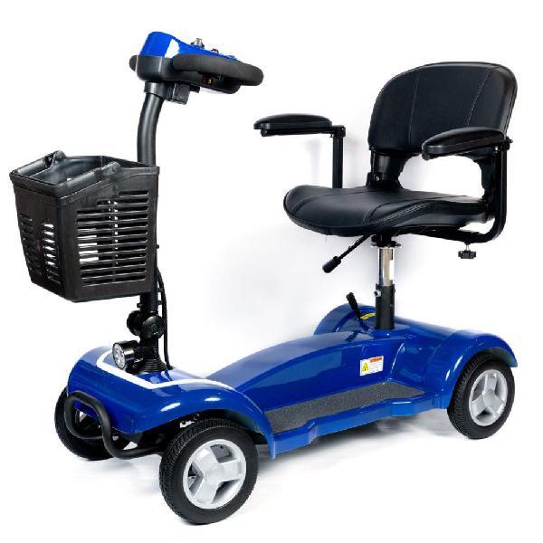 Scooter elèctrico con asiento/ cesta, tipo xiaomi
