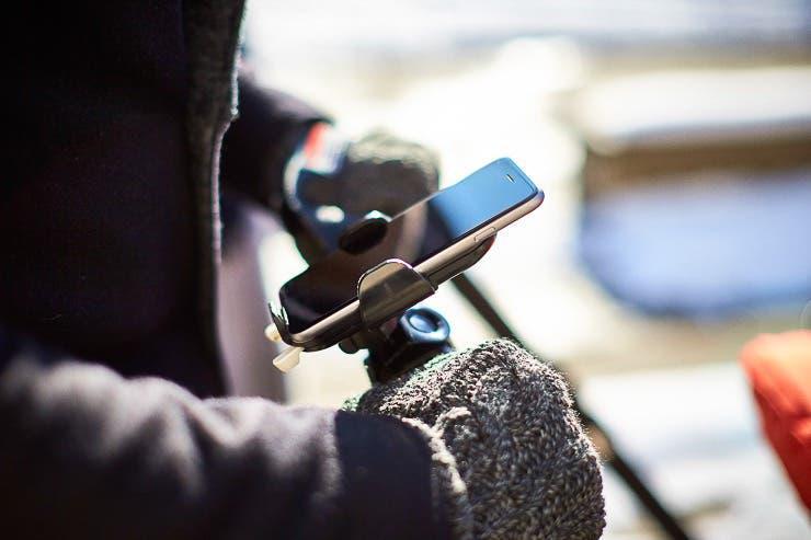 Soporte para smartphone bugaboo