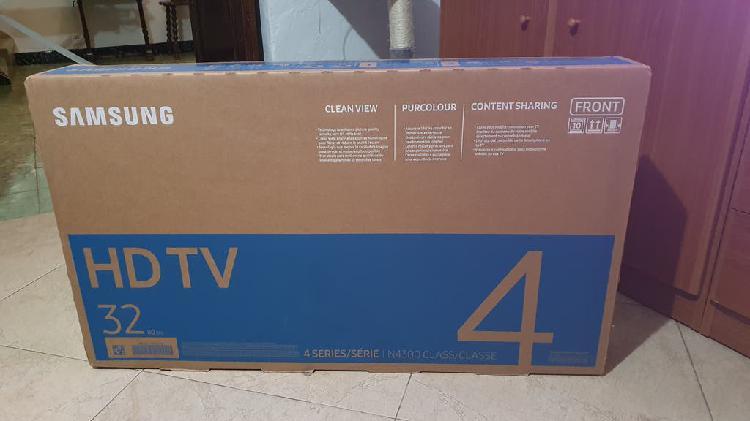 Televisión samsung hd 32'' nueva