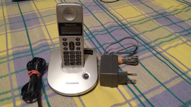 Teléfono inalámbrico panasonic kx-tg1070sp