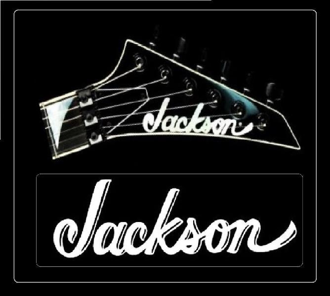 Vinilo jackson para restauración d guitarra. nuevo