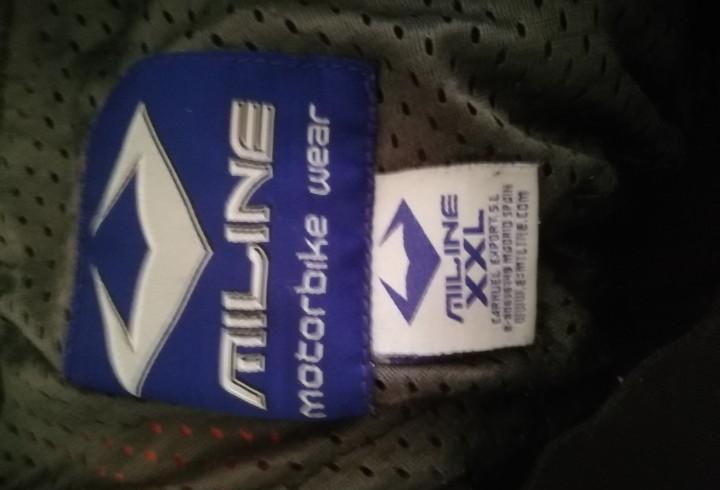 Vendo pantalones de moto miline