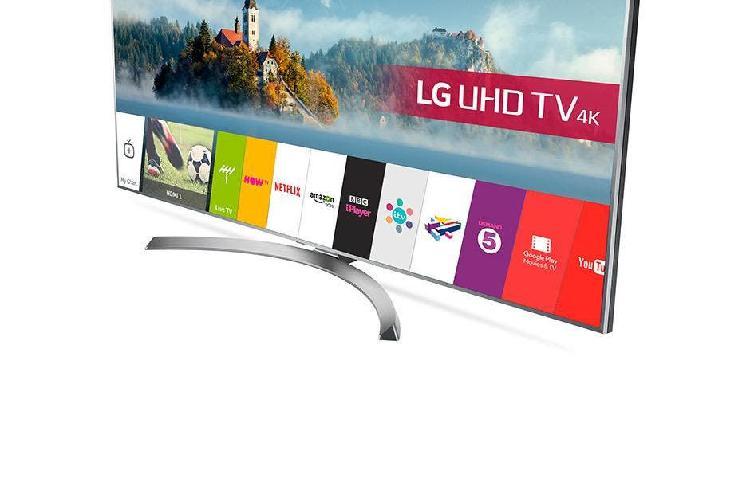 """Vendo televisión lg smart tv 4k 49"""""""