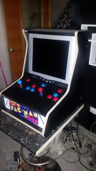 Bartop arcade maquina recreativa ocasion