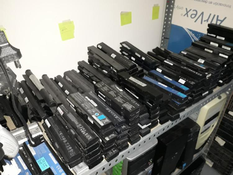 Baterías y celdas de portatiles