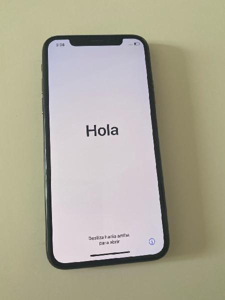 Iphone xs 256gb factura garantía