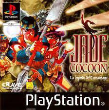 Jade coccon psx ps1 psone pal esp