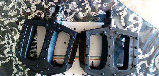 12 mm pedal rosca americana de 12 mm