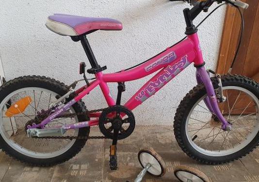 """Bicicleta niña conor funky 16"""""""