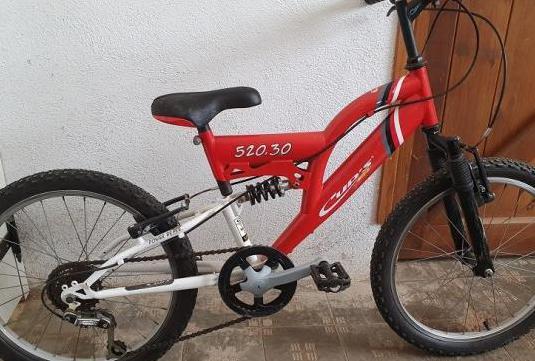 "Bicicleta niño cup,s 20"""