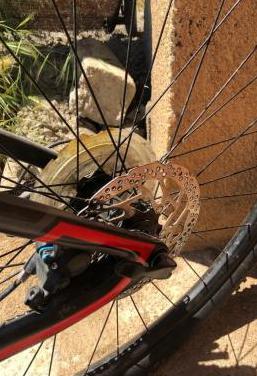 Bici felt edict edición especial 2016