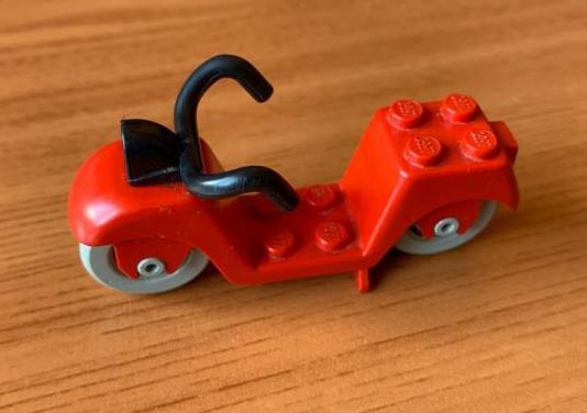 Bicicleta bici ciclo lego