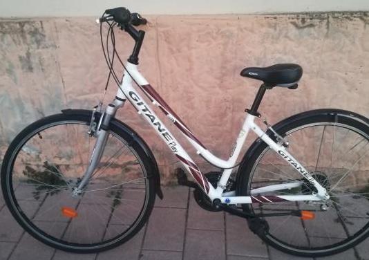 Bicicleta de mujer gitanne
