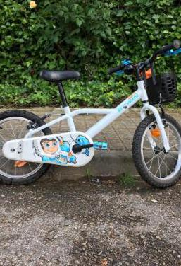 Bicicleta infantil mountain bike