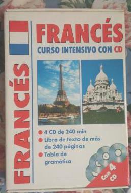 Curso intensivo de francés cds